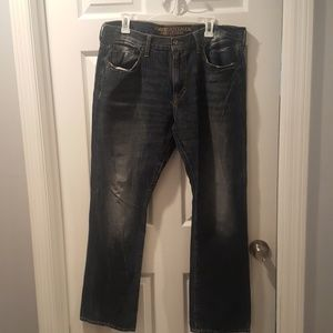 Mens American eagle jeans bootcut